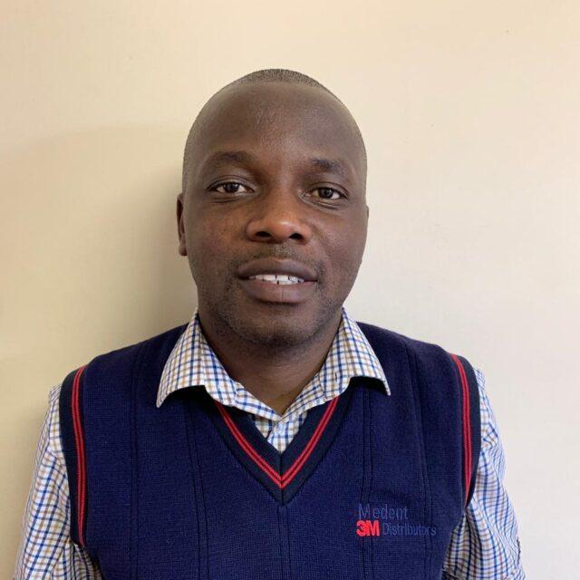 Blessward Muponda